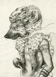 Wolf in Sheep's Clothing on Behance