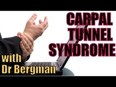 How to Cure Carpal Tunnel Syndrome (CTS) Naturally - YouTube