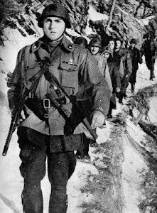 Battaglione Volontari Bersaglieri B. Mussolini - pin by Paolo Marzioli
