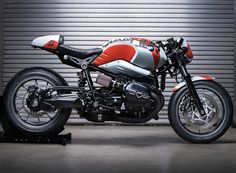 diamond atelier bridgestone customize the BMW RnineT motorcycle for EICMA   Netfloor USA