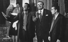 Charlie Sheen, Paul Sorvino, and Chris Tucker in Money Talks (1997)