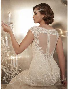 Style 15568 - Christina Wu Brides