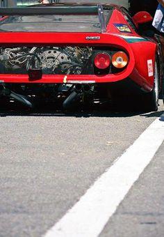 Ferrari 512 BB LM 1976