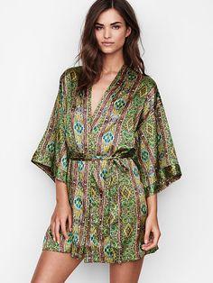 Satin Kimono Satin Kimono f9c4784c8