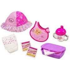 Baby Alive Clothes And Accessories ♪♫Corolle Baby Doll Accessories Set  Baby Toys  Pinterest  Baby