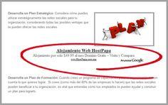 En tu diseño web, destaca con un color diferente, un subrayado o cualquier otro atributo de texto, los enlaces de texto.