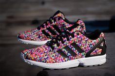 d72ae6b26d825 adidas zx flux Adidas Zx Flux Multicolor