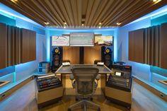 Boston Symphony Orchestra Control Room – WSDG