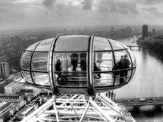 London-From the Eye
