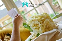 Letter from when he was deployed!!! So sweet <3 Bridal Teaser Precious Memories by Rebecca
