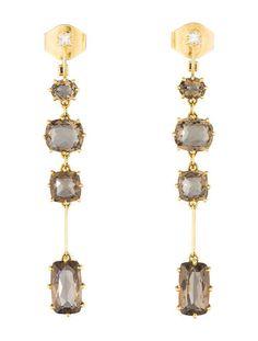 H. Stern Sunrise Earrings