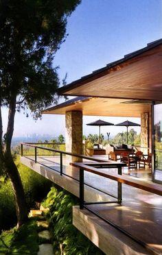 Jennifer Aniston's Abode
