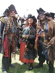 Fancy Pirates