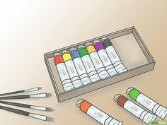 Comment peindre un tableau: 21 étapes (avec des photos)