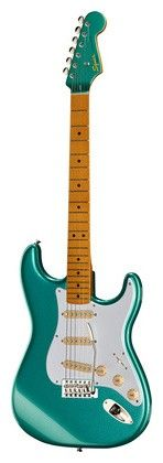 Squier Classic Vibe 50s Stratocaster - MN - Sherwood Green