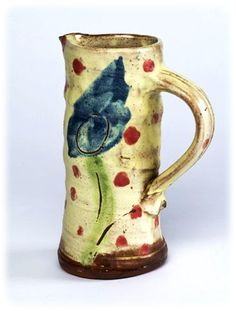 jane bowen....lead glazed earthenware,