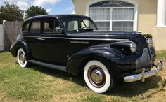 Ready to Enjoy: 1939 Buick Special Buick Sedan, New Tyres, Manual Transmission, Classic Cars, Trucks, Poster, Vintage Classic Cars, Truck, Classic Trucks