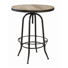 Furniture Classics 72066  Industrial Pub Table available at Hickory Park Furniture Galleries
