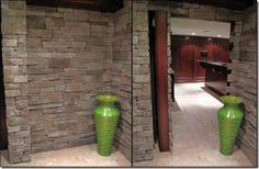More medieval hidden wall entrance