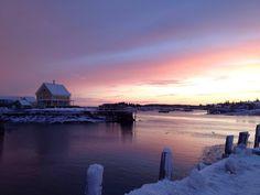 carver's harbor, Vinalhaven, ME - by Kelsey Byrd