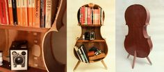 Furniture - PatrickMcCarthyDesign cello shelf