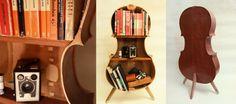 Furniture - PatrickMcCarthyDesign cello shelf