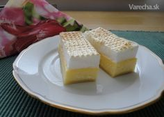 Czech Desserts, Cheesecake, Sweets, Baking, Ideas, Food, Basket, Gummi Candy, Cheesecakes