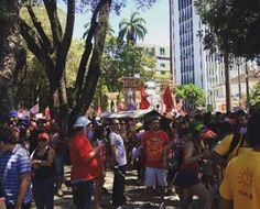 Taís Paranhos: #ForaTemer neste momento no Brasil e no Mundo