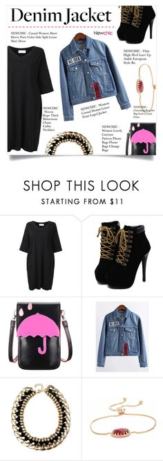 """""""NEWCHIC"""" by larissa-takahassi ❤ liked on Polyvore"""