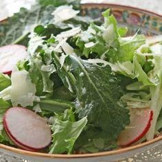 Tuscan Kale Salad recipe