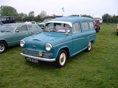 Austin Cambridge Camper by classic vehicles