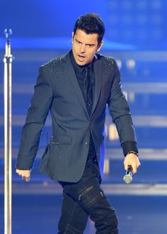 Jordan Knight Photos - New Kids on the Block Perform in Vegas - Zimbio
