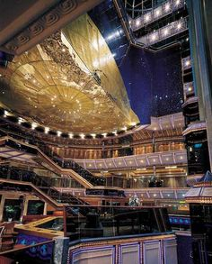 Carnival Triumph Ship - This page has the most in-depth information and photos for the Triumph cruise ship.