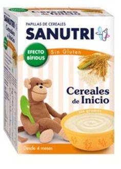 397760 Sanutri Cereales Sin Gluten Bífidus - 600 gr.