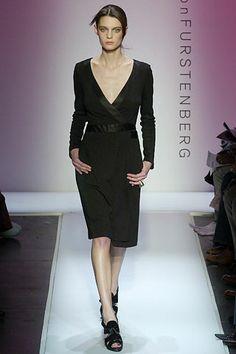 Diane von Furstenberg | Fall 2005 Ready-to-Wear Collection