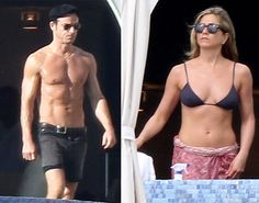 Jennifer Aniston and Justin Theroux in Los Cabos, Mexico  Hollywood's hottest couple have been spending their holiday time together in #Cabo! Jennifer Aniston and Justin Theroux have been spotted in Mexico since before Christmas ...