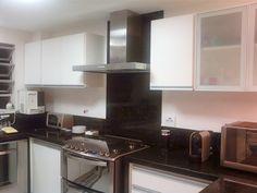 cozinha apartamento Souza Lima - Copacabana