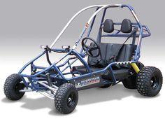 Manco Intruder RT 211cc 2 Seat Go Kart