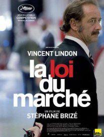 """""""La Loi du Marché"""", de Stéphane Brizé. Enorme Vincent Lindon, d'une très grande justesse, seul élément du palmarés 2015 qui fait l'unanimité. Mise en scène sobre et limpide, puissance des petites scènes du quotidien, un grand film social."""