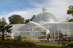Glasgow Botanic Gardens - The Kibble Palace www.seeglasgow.com #glasgow2014 #glasgow #gardens #palace #scotland www.glasgow2014.com