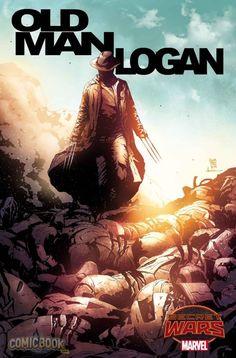 Old Man Logan #3 by Andrea Sorrentino *