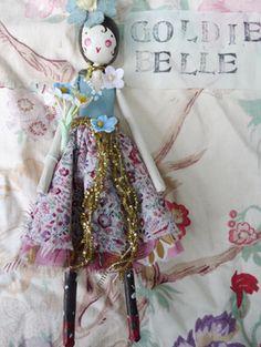 Fairy Goldie Belle