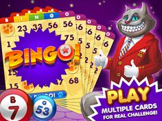 Play Bingo like never before! Super Bingo HD™, the classic free bingo game that's easy to learn and Super fun to play! - Join millions of players around the world! Chat with other players real-time, send and receive gifts! https://play.google.com/store/apps/details?id=air.com.ievogames.superbingo #Superbingo #Android #Games