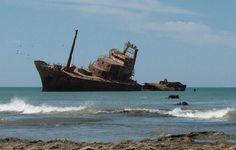 Ghost Ship 2 - Quequen, Buenos Aires