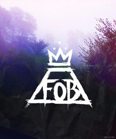 Fall Out Boy Mania Pc Wallpaper Okay Did Anyone Else Know That The Fob Logo Is Actually A