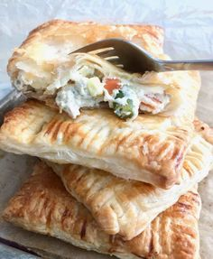 Meal Plan Monday #228 - Southern Plate Best Chicken Pot Pie, Cream Of Chicken Soup, Chicken Recipes, Turkey Recipes, Top Recipes, Cooking Recipes, Free Recipes, Peach Dumplings, Puff Pastry Sheets