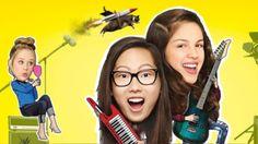 Bizaardvark Streszczenie : Paige i Frankie mają 13 lat i są przyjaciółkami,które komponują zabawne piosenki o swoim codziennym życiu. Więcej na kanale : Disney Channel