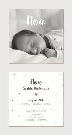 Geboortekaartjes Archieven - Kikker & Prins