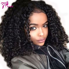 Cheap human hair wigs, Buy Quality lace human hair wig directly from China wigs for black women Suppliers: