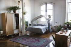 Urban Outfitters - Blog - US@UO: Loft Living with UO Employee Lynn Kostelny